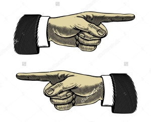 stock-vector-hand-with-pointing-finger-left-and-right-120834523